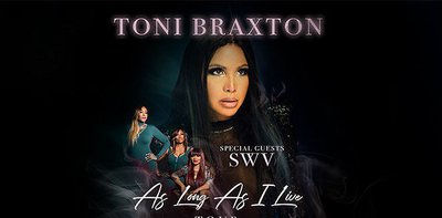 Toni Braxton with special guest SWV