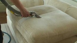 Fabric Couches and Sofas Cleaning Guide