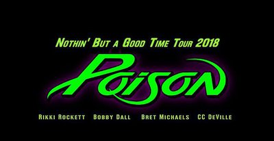 Poison with special guest Cheap Trick
