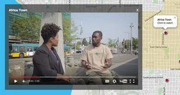 Africatown-Central District featured on PBS