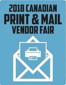 2018 Print & Mail Vendor Fair