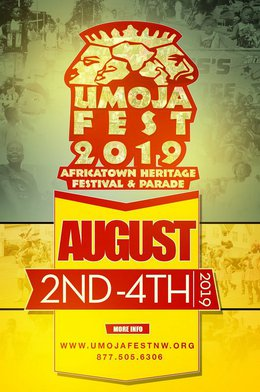 Umoja Fest 2019 is hiring!