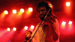 "Interview with Krishna Raj - Violinist with ""Masala Coffee"""