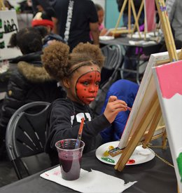 Creative Arts Holiday Festival A Huge Success