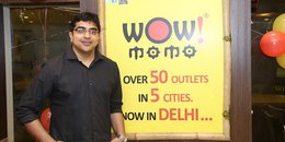 Starting from garage Wow Momo reaches 150 outlets