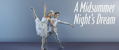 Miami City Ballet: A Midsummer Night's Dream
