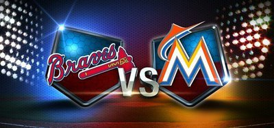 Atlanta Braves at Miami Marlins