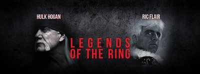 "Hogan-Flair ""Legends Of The Ring"""