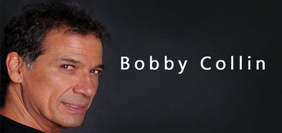 Comedian Bobby Collins