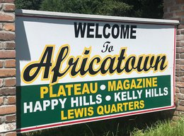 EXPLORING THE HISTORY AND LEGACY OF THE ORIGINAL  AFRICATOWN