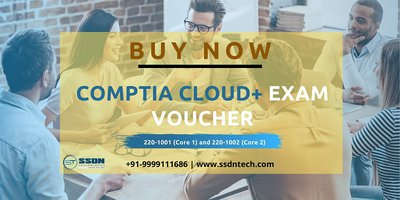 Discount CompTIA Cloud+ Exam Voucher