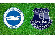 Everton vs Brighton Live