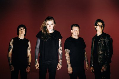 Against Me! w/ Bleached • The Dirty Nil @ 9:30 Club