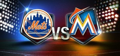 New York Mets at Miami Marlins