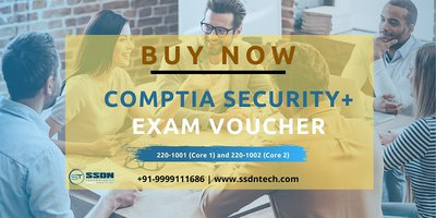 Discount CompTIA Security+ Exam Voucher