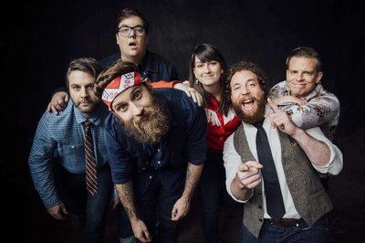The Strumbellas w/ Noah Kahan