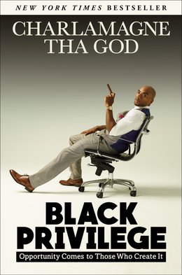 "Charlemagne ""tha God"" Stops in DC to Discuss His New Book, ""Black Privilege"""