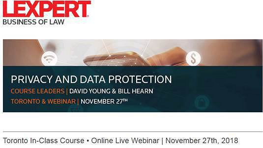 LEXPERT: Privacy & Data Protection