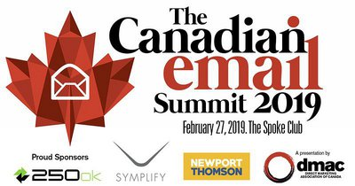The Canadian Email Summit, 2019