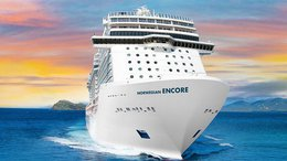 Norwegian Encore cruise ship to call Miami home