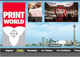 Print World not held this year
