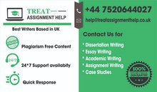 Online Assignment Writing Services In UK