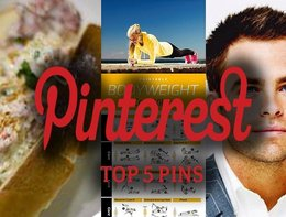 Top 5 Pinterest Pins Of The Week