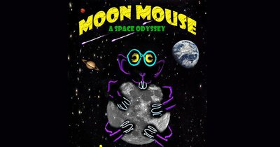 MOON MOUSE: A SPACE ODYSSEY - SMART STAGE MATINEE PLUS