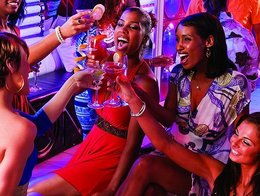 5 Girls You will Meet during 'Ladies Night' in an Indian Club