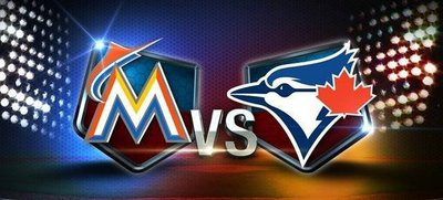 Toronto Blue Jays at Miami Marlins