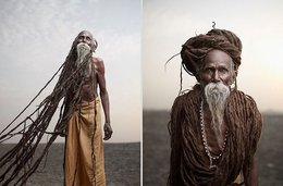 How Dreadlocks Find its Origins in India