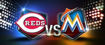 Cincinnati Reds at Miami Marlins