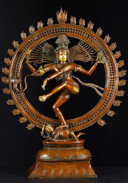 Metals That Are Commonly Used for Making Nataraja Statues