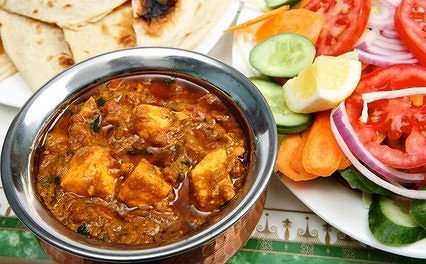Indian and Pakistani Food at Aatish on the Hill (50% Off). Two Options Available.