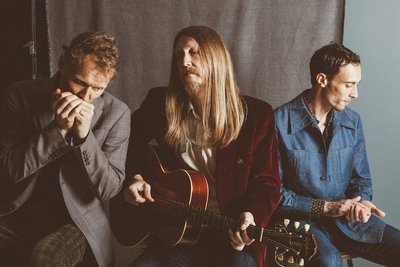 All Good presents… The Wood Brothers w/ The Stray Birds