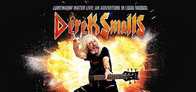 Derek Smalls with Symphony - Lukewarm Water Live