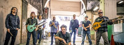 All Good presents… SOJA w/ Twiddle • Footwerk