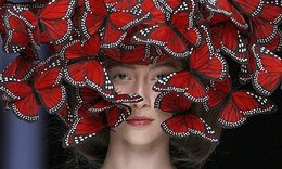 Alexander McQueen: The designer who startled us into a new silhouette