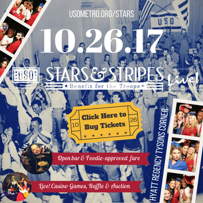 Stars and Stripes Benefit for the Troops Presented by Live! Casino & Hotel