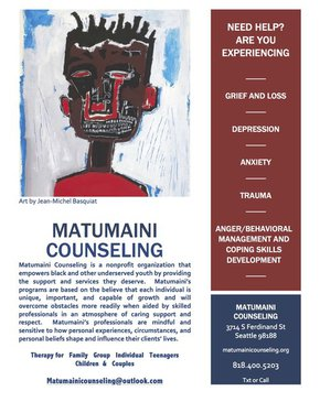 Matumaini Counseling Agency
