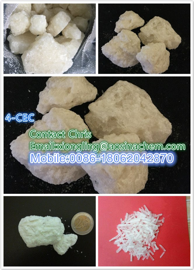 High Purity 4-CEC Pharmaceutical Intermediate Chemical Crystal