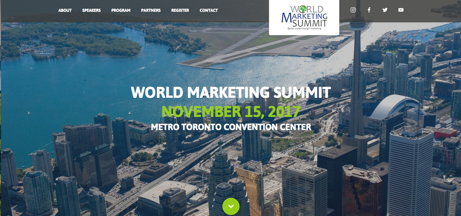 World Marketing Summit - Toronto