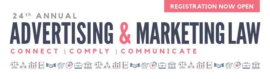 25th Advertising & law Conference