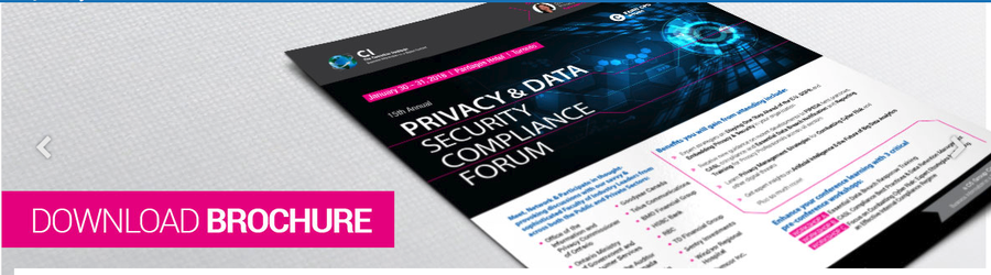 Privacy and Data Security Compliance Forum