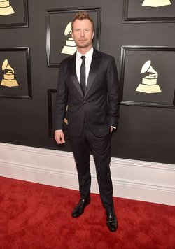 Armani Brings Us To The 59th Grammy Awards Red Carpet