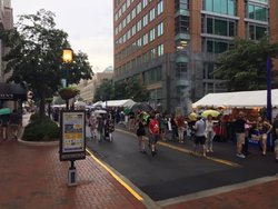 Taste of Reston: The Rain Never Bothered Us Anyway