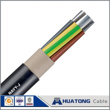 0.6/1 KV PVC POWER CABLE DIN VDE 0295