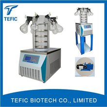 China Vacuum Freeze Drying Equipment Manufacturer,manifold type Lab Freeze Dryers for Sale
