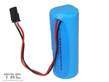 3.2V LiFePO4 Battery IFR26650 3.3AH With PCB Contacts For Solar Lights
