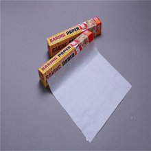 Reusable Non Stick Parchment Baking Paper Roll For Baking With Greaseproof And Waterproof